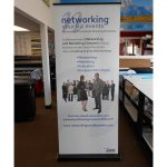 tradeshow retractable banner